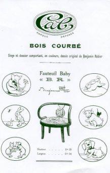 Catalogue des Chantiers et Atelies de Bourgogne