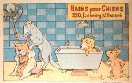 publicité - 1900