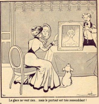 Le pêle-mêle juin 1909