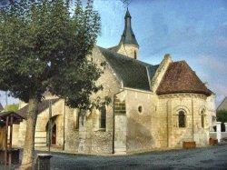 l'église de Lye