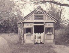 Au Breuil, Benjamin Rabier construisait des petites maisons
